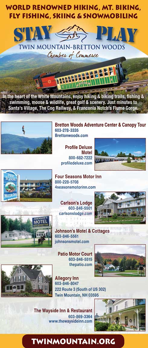 Bretton Woods Adventure Center