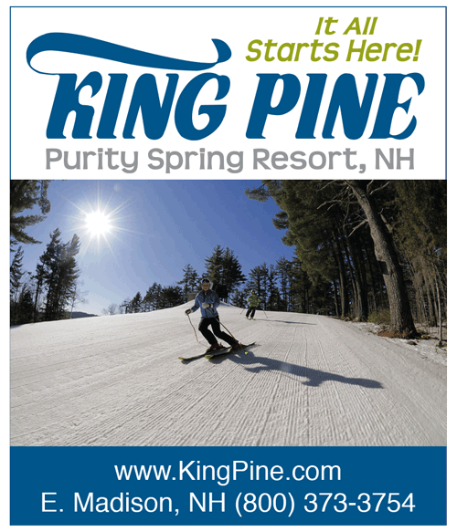King Pine ski area/ Purity Springs resort